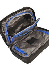 Toiletry Kit Tumi Blue alpha bravo DH22391-vue-porte