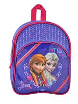 Backpack Mini Frozen Blue fore 3FLEU