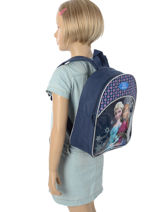 Backpack Frozen Blue mono 3MONO-vue-porte