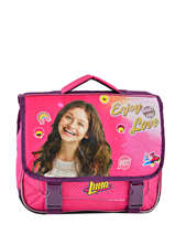 Cartable Soy luna Rose enjoy 10ENJO