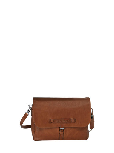 Longchamp Longchamp 3d Briefcase Brown