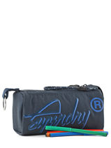 Kit 1 Compartment Superdry Blue accessories men M98009DP-vue-porte