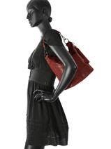 Sac Seau Velvet Stampa Milano Rouge velvet stampa V3151101-vue-porte