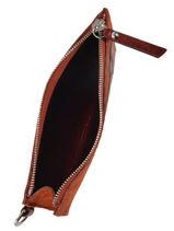 Longchamp Pochette Vert-vue-porte
