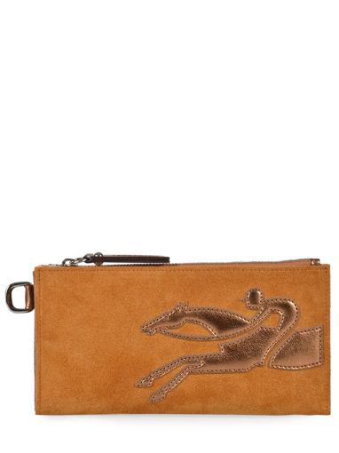 Longchamp Pochette Marron
