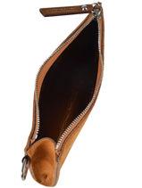 Longchamp Pochette Marron-vue-porte