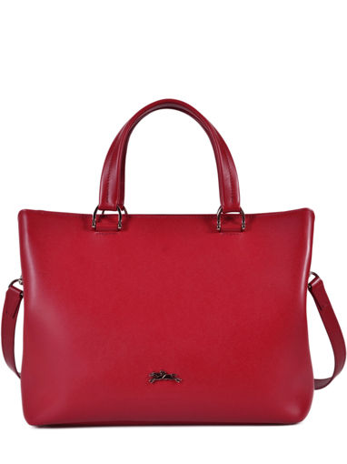 Longchamp Honoré 404 Handbag Red