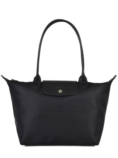 Longchamp Le pliage neo Hobo bag Black