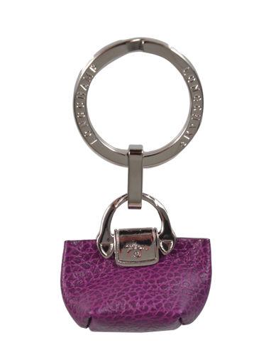 Longchamp Le foulonné Key rings Violet