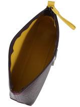 Longchamp Pochette/trousse Bleu-vue-porte
