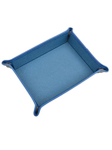 Longchamp Le foulonné Clutch Blue