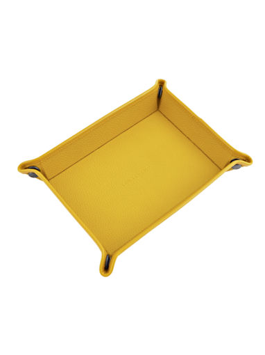 Longchamp Clutch Yellow