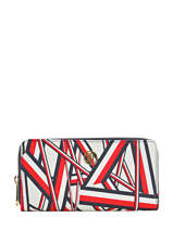 Portefeuille Tommy hilfiger Blanc charming AW04784
