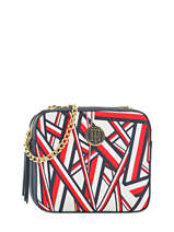 Sac Bandouliere Charming Tommy hilfiger Multicolore charming AW04664