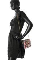 Sac Bandouliere Charming Tommy hilfiger Multicolore charming AW04664-vue-porte