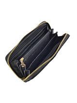 Wallet Desigual Black snake patch 17WAYPEF-vue-porte