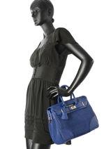 Shopping Bag Bryan Mac douglas Blue bryan PYLAXSC-vue-porte