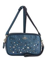 Crossbody Bag Coach Gray casual 59452