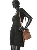 Crossbody Bag Etrier Brown paris EPAR13-vue-porte