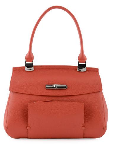 Longchamp Longchamp madeleine Besaces Rouge
