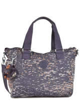 Sac Shopping Basic Kipling Violet basic 15371