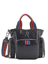 Crossbody Bag Sonia rykiel Black forever nylon 2279-39