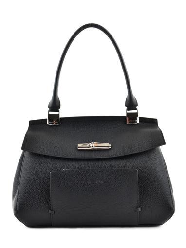 Longchamp Longchamp madeleine Hobo bag Black