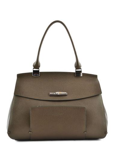 Longchamp Longchamp madeleine Hobo bag Green