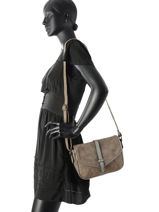 Crossbody Bag Miniprix Brown MD702-vue-porte