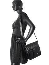 Crossbody Bag Basic Miniprix Black basic 2118BAS-vue-porte