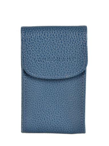 Longchamp Le foulonné Key rings Blue