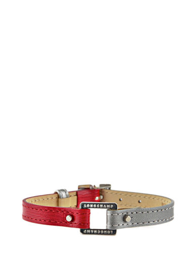 Longchamp Roseau Bijoux Rouge