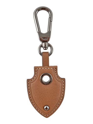 Longchamp Porte clés Marron