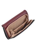 Wallet Leather Lancaster Black constance 137-02-vue-porte