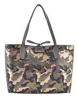 Shoulder Bag Bobbi Guess Green bobbi MC642215