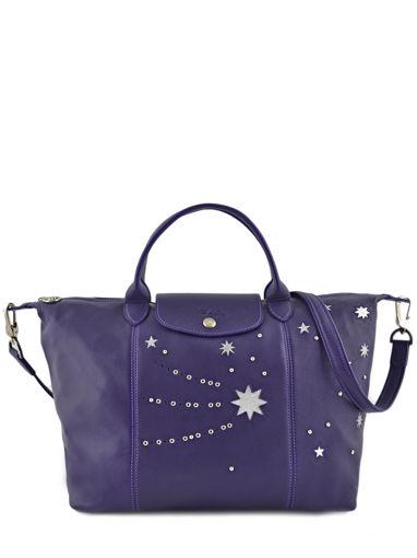 Longchamp Handbag Violet