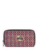 Wallet Lili petrol Pink meli melo MM56