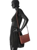 Shoulder Bag Milford Lauren ralph lauren milford 31611743-vue-porte