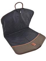 Longchamp Boxford Porte habits Marron-vue-porte