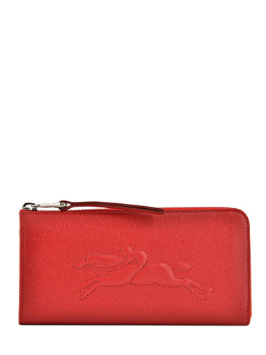 Longchamp Tout en un Rouge
