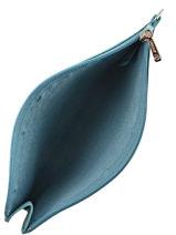 Longchamp Pochettes Bleu-vue-porte