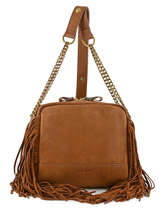 Crossbody Bag Vintage Leather Nat et nin Brown vintage GIULIA