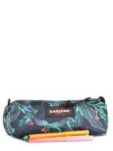 Trousse 1 Compartiment Eastpak Vert authentic K298-vue-porte