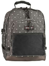 Backpack 2 Compartments Eastpak Gray pbg authentic PBGK050