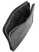 Longchamp Clutches Black-vue-porte