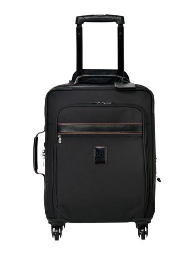 Longchamp Boxford Suitcase with wheels Black