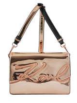 Shoulder Bag K Signature Karl lagerfeld Pink k signature 81KW3054