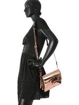 Shoulder Bag K Signature Karl lagerfeld Pink k signature 81KW3054-vue-porte