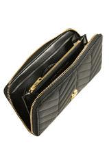 Carrington Wallet Leather Lauren ralph lauren Black carrington 32678844-vue-porte