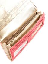 Portefeuille Guess Rose seraphina SG685559-vue-porte